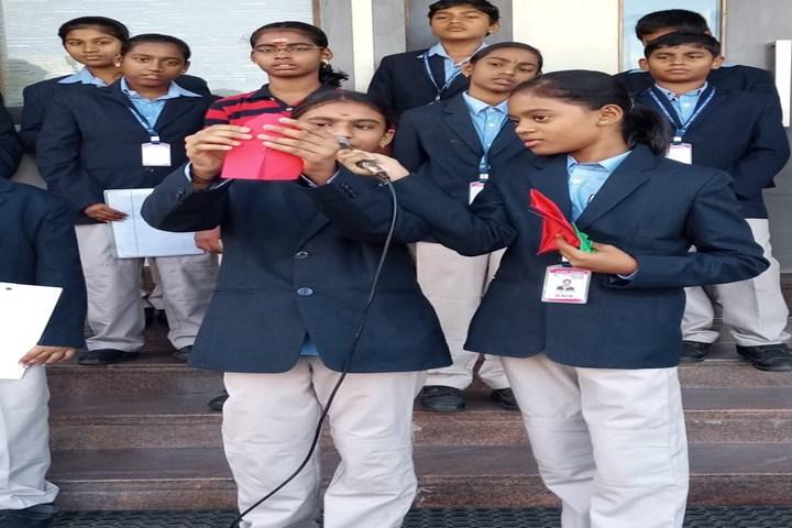 AVP Trust Public School-Activity