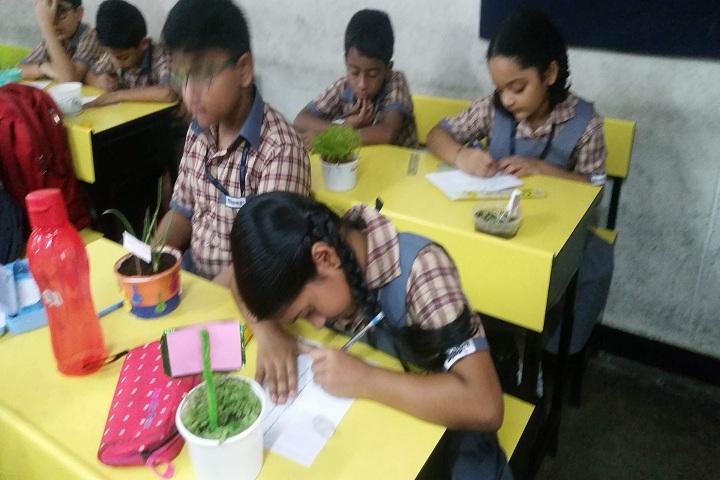 B V bhavans rajaji vidyashram-Science Activities