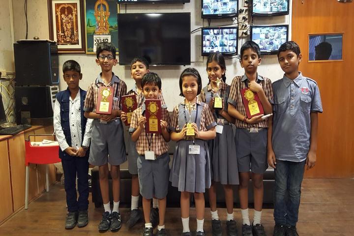 B V bhavans rajaji vidyashram-Achievements