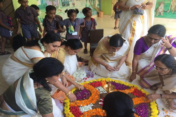 B V bhavans rajaji vidyashram-Activity