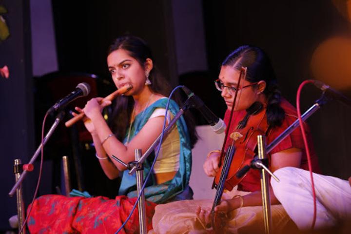 B V bhavans rajaji vidyashram-Annual Day