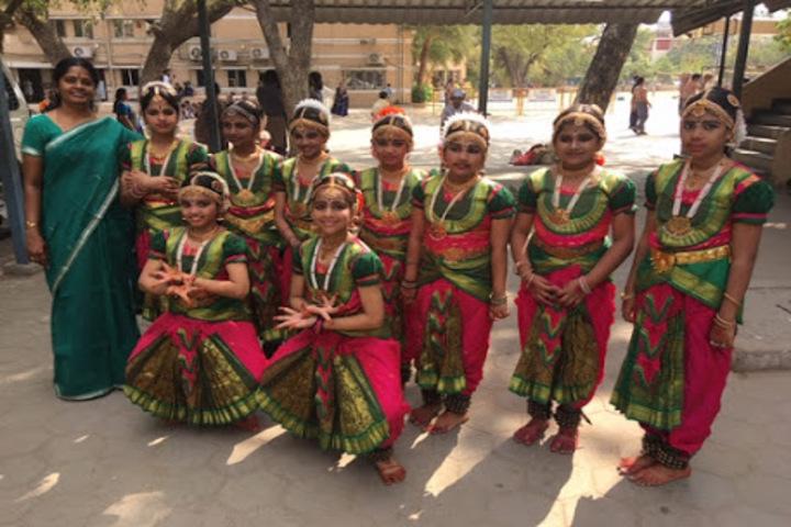 B V bhavans rajaji vidyashram-Social Activity