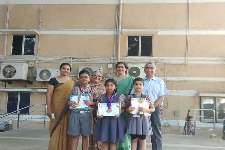 B V bhavans rajaji vidyashram-Sports Winners
