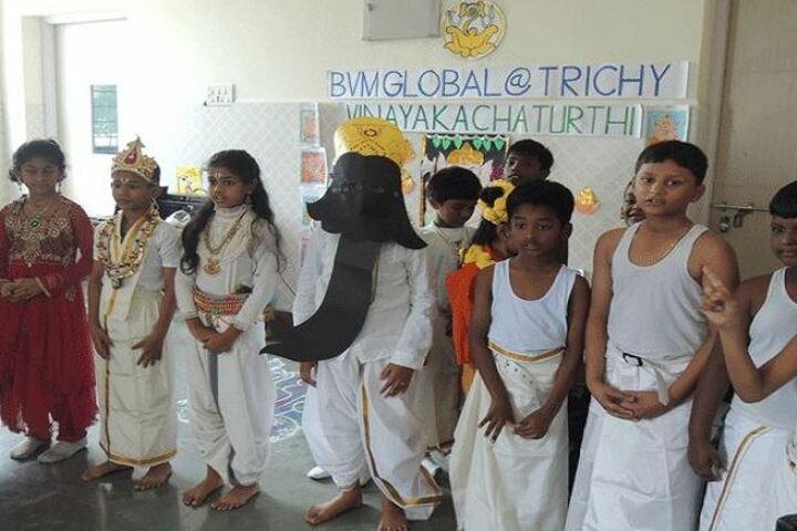 B V M Global Karpagam Campus-Festival Celebration