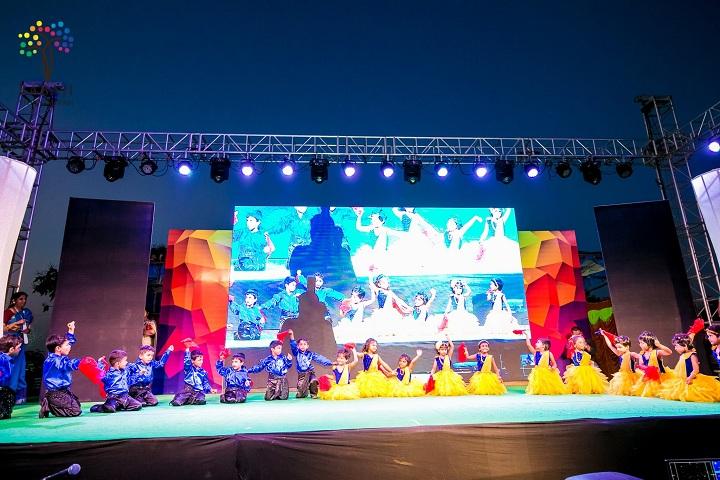 Babaji Vidhyashram-Annual Day Celebration