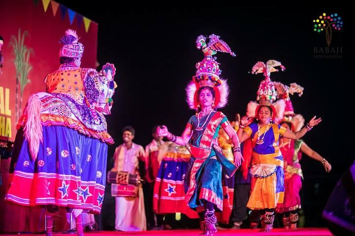 Babaji Vidhyashram-Cultural Fest