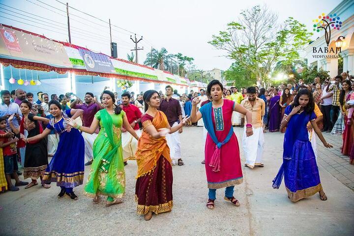 Babaji Vidhyashram-Dance Competition