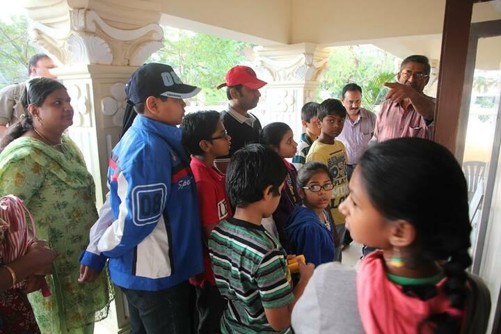Babaji Vidhyashram-Educational Tour