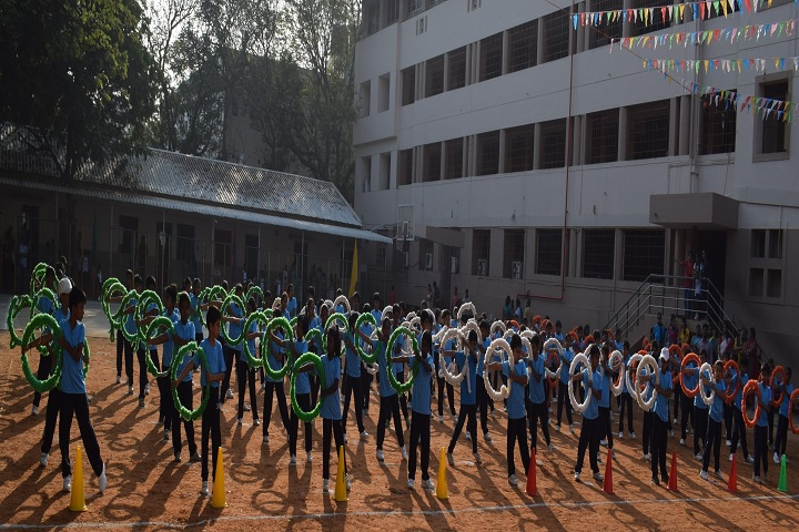 Bala Vidya Mandir Senior Secondary School-Sports Day