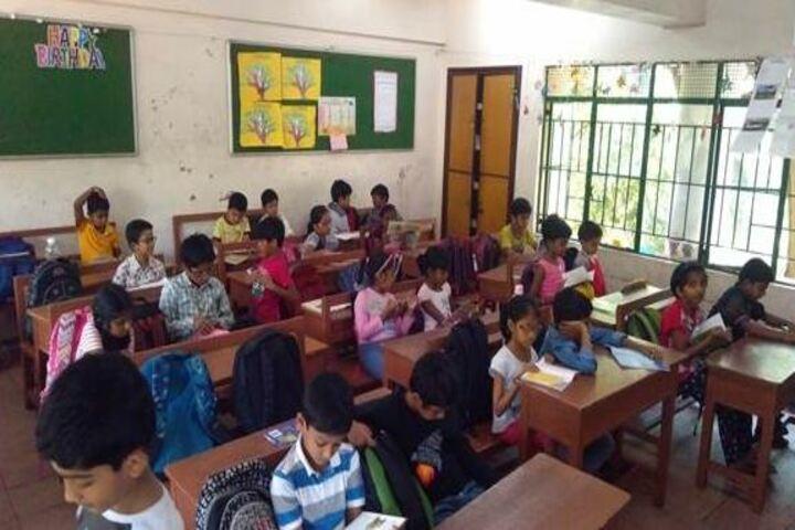 Bala Vidya Mandir Senior Secondary School-Classroom