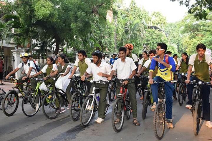 Bala Vidya Mandir Senior Secondary School-Cyclothon