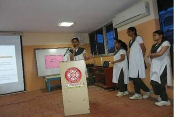 Bala Vidya Mandir Senior Secondary School-Legal Symposium
