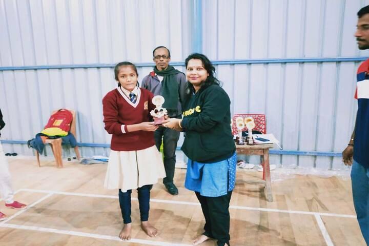 New Holy Ganges Public School-Prize Distribution
