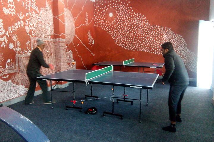 New Holy Ganges Public School-Indoor Games