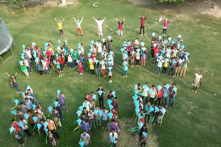 New Holy Ganges Public School-Kite Fest