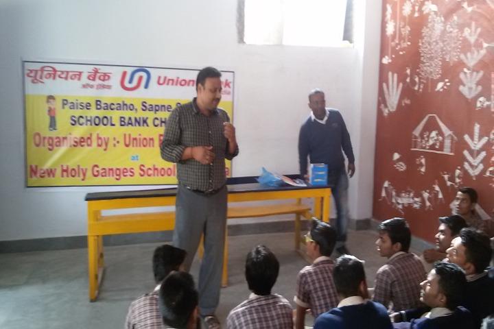 New Holy Ganges Public School-Saftey Measure Classes