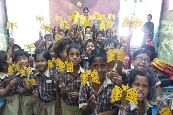 New Holy Ganges Public School-Activity