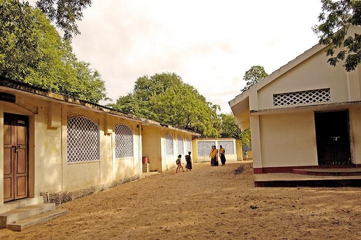 Besant Arundale Senior Secondary School-Campus-View montessori
