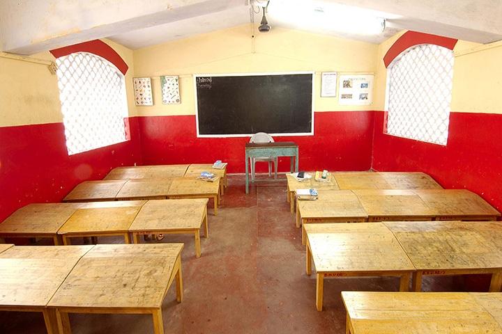 Besant Arundale Senior Secondary School-Classroom