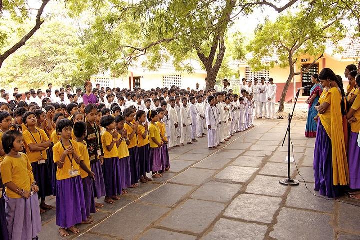 Besant Arundale Senior Secondary School-Others prayer