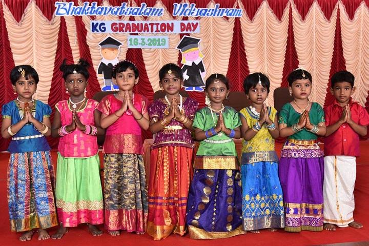 Bhaktavatsalam Vidyashram-KG Graduation Day