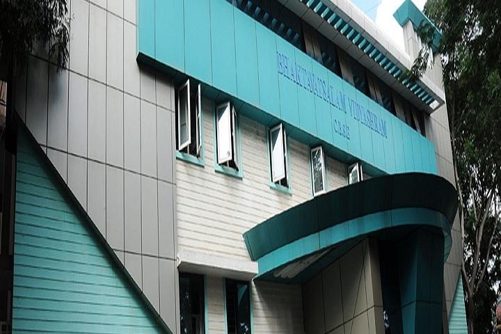 Bhaktavatsalam Vidyashram-School Building