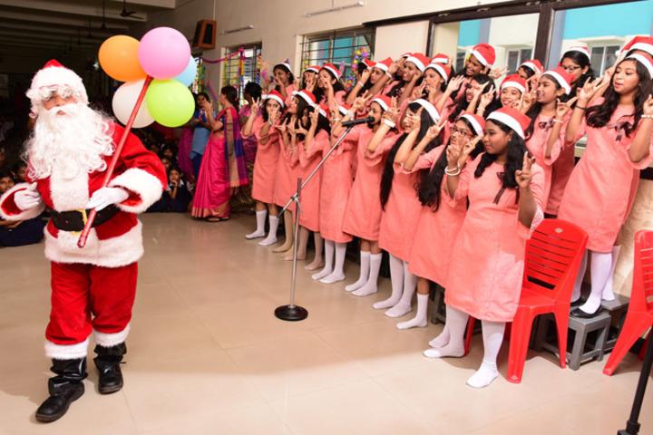 Bhaktavatsalam Vidyashram-Christmas Celebrations
