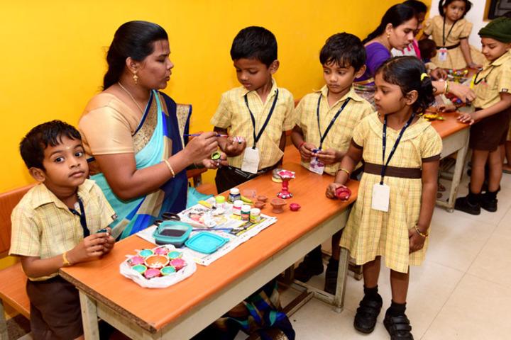 Bhaktavatsalam Vidyashram-Classroom Activity