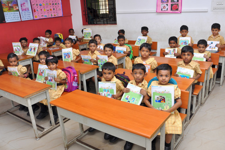 Bhaktavatsalam Vidyashram-Classroom