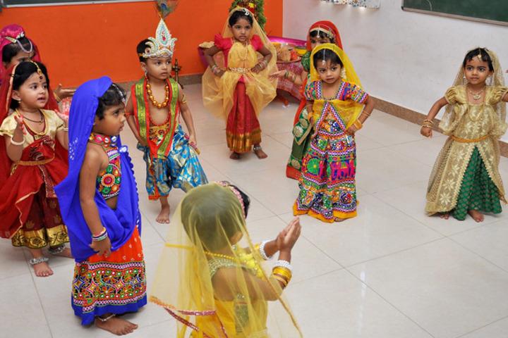 Bhaktavatsalam Vidyashram-Cultural Fest