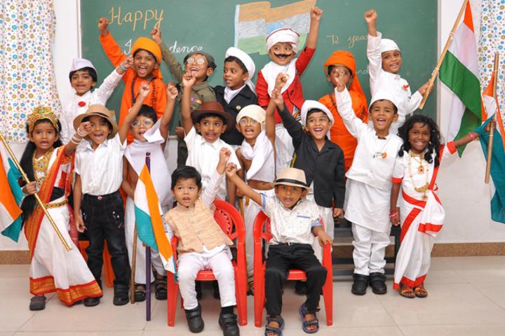 Bhaktavatsalam Vidyashram-Independence Day