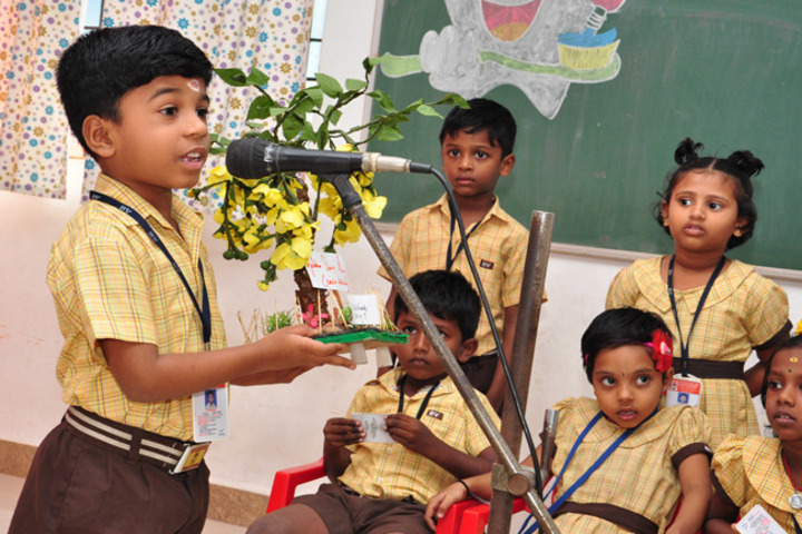 Bhaktavatsalam Vidyashram-Recitation