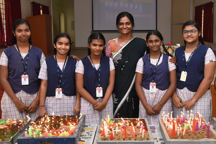 Bhaktavatsalam Vidyashram-School Exhibition