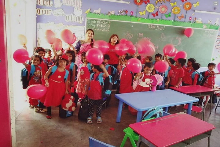 Bharat International School-Red Day Celebrations