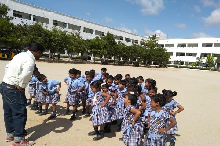 Bharat International School-Activity