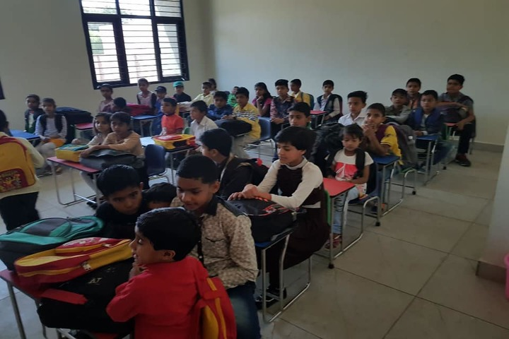 Bharat International School-Classroom