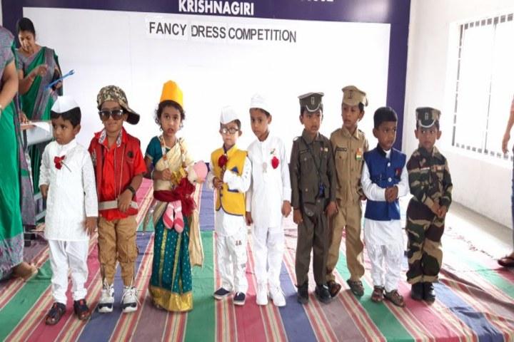 Bharat International School-Fancy Dress Competition