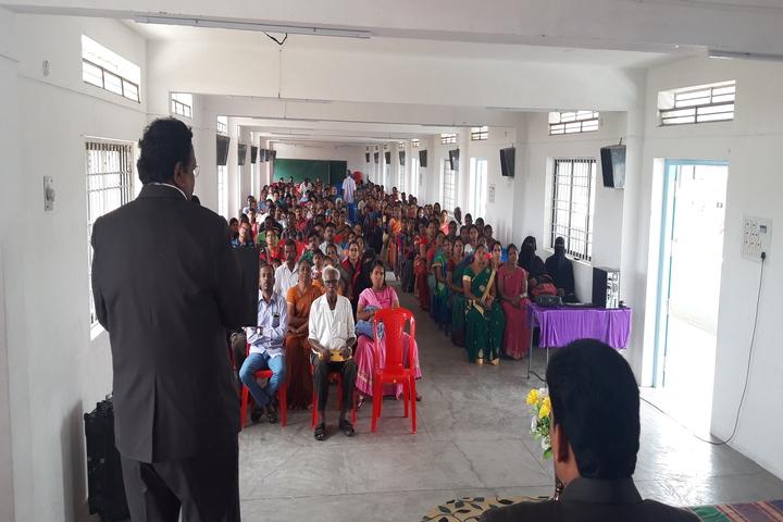 Bharat International School-Parenting Seminars