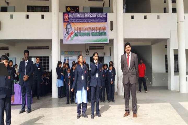 Bharat International School-Republic Day