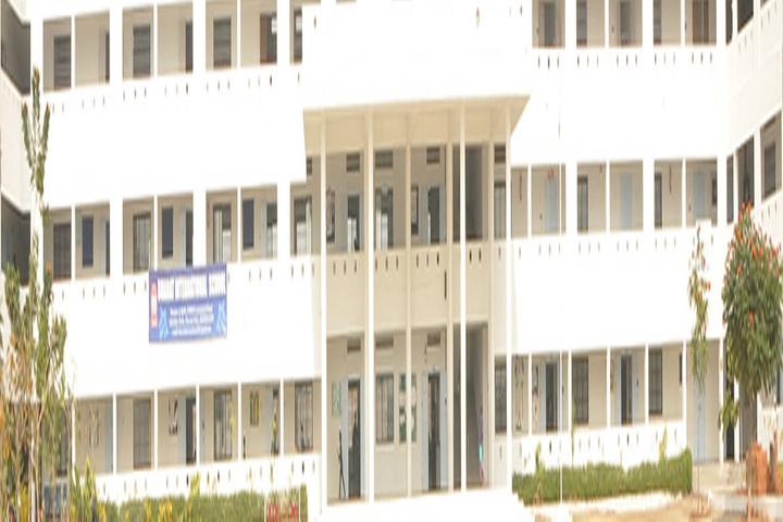 Bharat International School-School Building