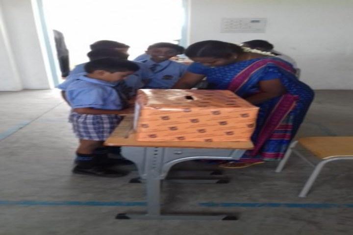Bharat International School-School Election