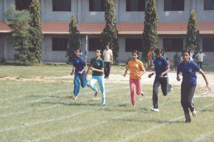 Bharath Senior Secondary School-Sports