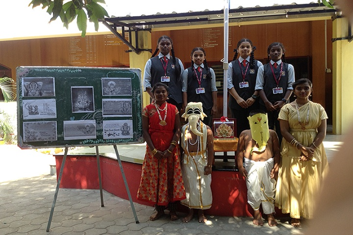 Bharath Vidya Mandir-Festival Celebrations