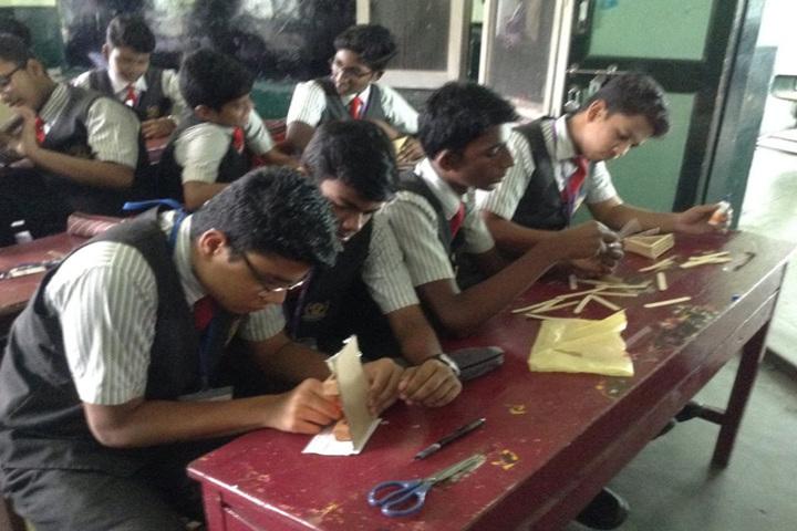 Bharath Vidya Mandir-Classroom Activity