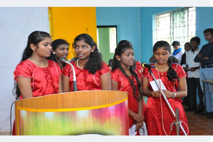 Bharath Vidya Mandir-Music Activity