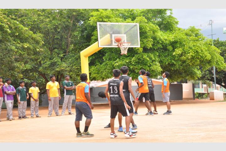 Bharath Vidya Mandir-Sports