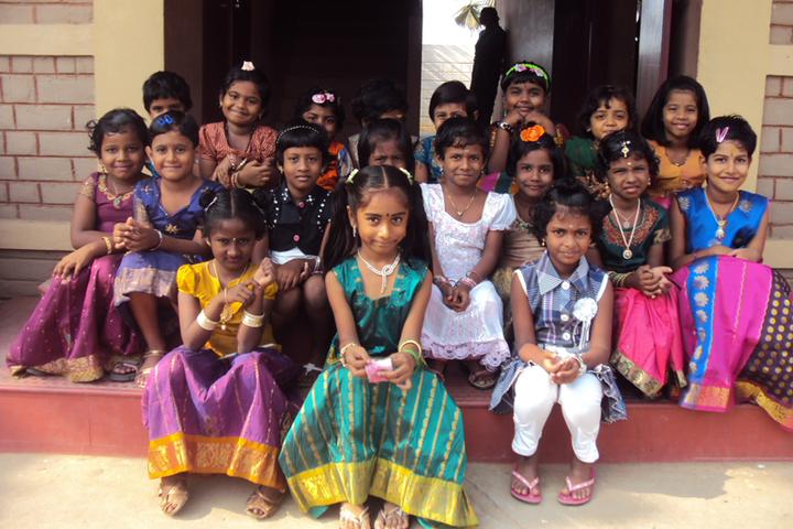 Blossom Public School-Childrens Day
