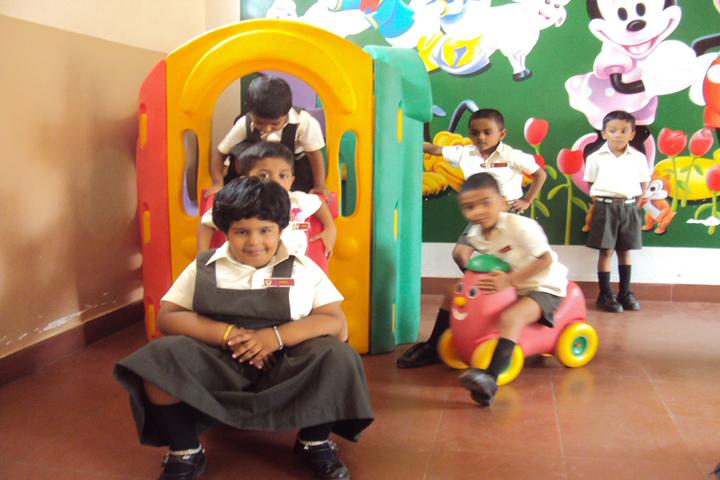 Blossom Public School-Classroom Activity