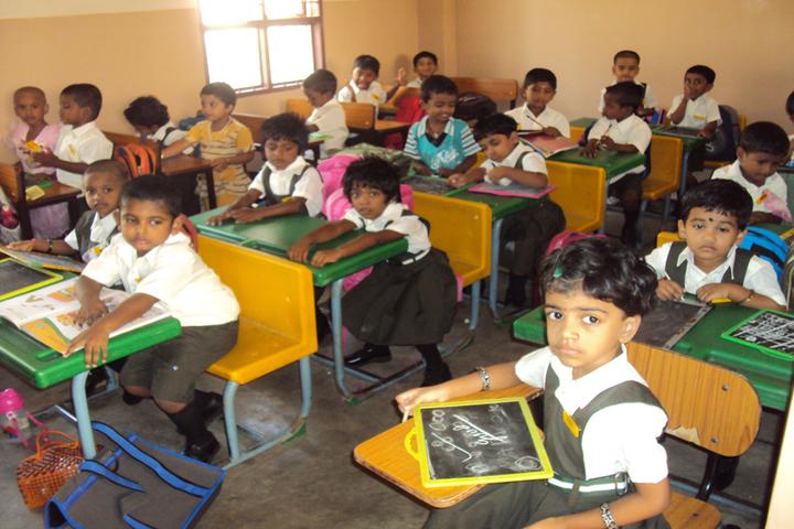 Blossom Public School-Classroom