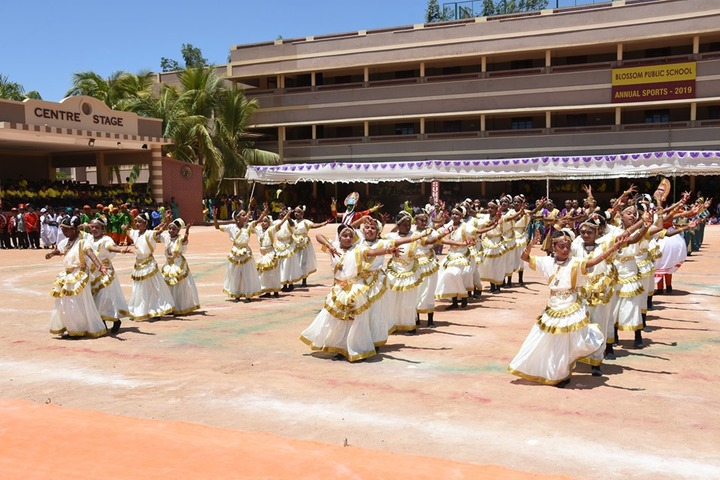 Blossom Public School-Cultural Fest